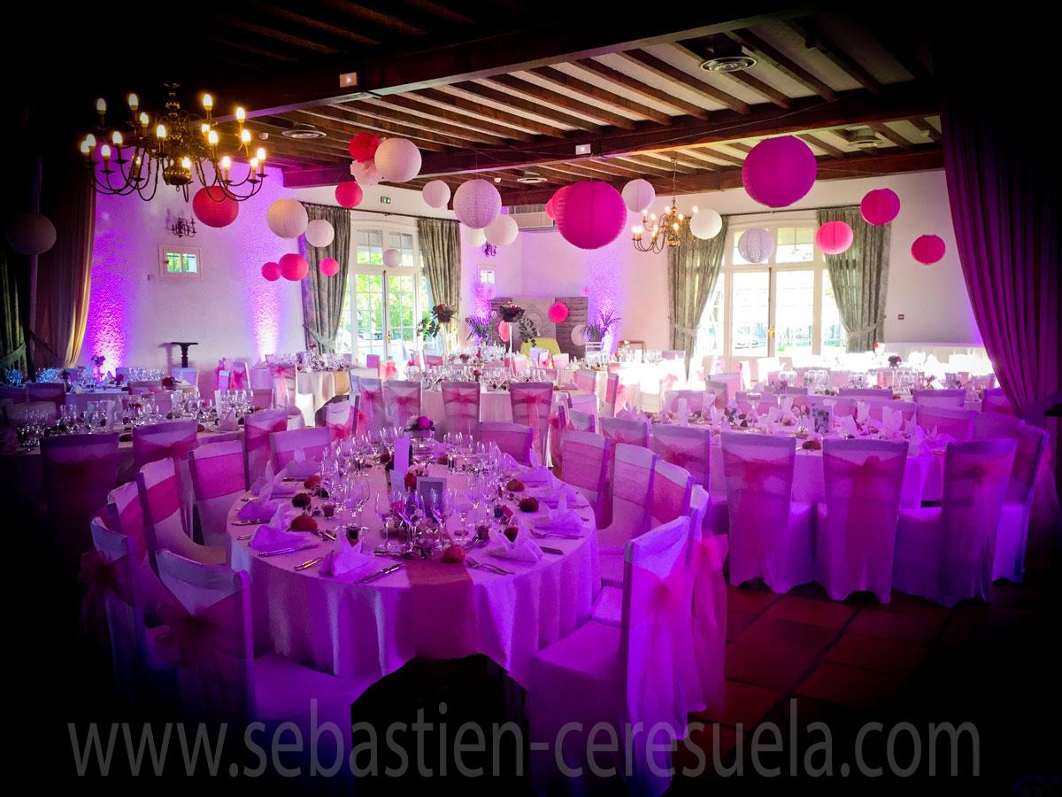 Mariage à Lescloupé - Salle de réception à Montardon 64121