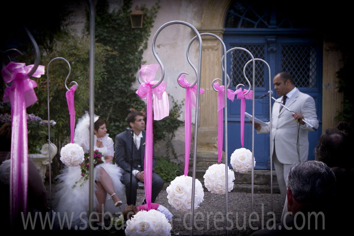 Cérémonie de mariage à Pau 64